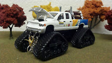 1/64 Custom Lifted, NEW HOLLAND AGRICULTURE, DODGE RAM 2500, ERTL, QUAD TRAC