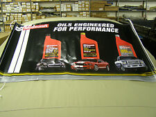 NOS OEM 2007 Ford Motorcraft Oil Banner Mustang Shelby GT500 F250 Fusion