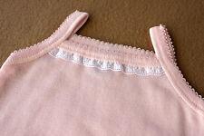 Body de tirantes rosa talla 3 meses de BABIDU - Canastilla para el bebé