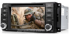 08-16 Dodge Grand Caravan DVD GPS Navigation Stereo Bluetooth USB SD AV Receiver