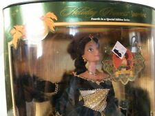"""1999 Disney Holiday Princess Special Edition 4th in Series 11.5"""" Jasmine"""