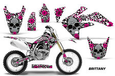 Honda Graphic Kit AMR Racing Bike Decal CRF 150R Decal MX Parts 07-15 BRITTANY