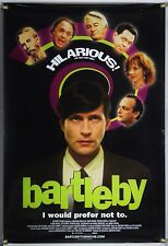 BARTLEBY ROLLED ORIG 1SH MOVIE POSTER CRISPIN GLOVER SEYMOUR CASSEL (2002)