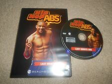 Hip Hop Abs Last Minute Abs Shaun T Beachbody 5 Minute Workout EUC DVD Exercise!