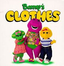Barney: Barney's Clothes by Mary Ann Dudko (1997, Hardcover)