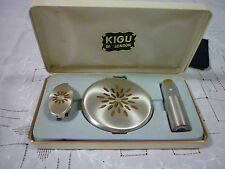 Vintage 'Kigu' Art Decco Style Cased Powder Compact Set