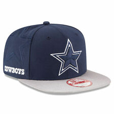 DALLAS COWBOYS 2016 NFL NEW ERA 9FIFTY OFFICIAL SIDELINE SNAPBACK HAT CAP