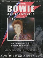 David Bowie : Inside Bowie & the Spiders (2 DVD)