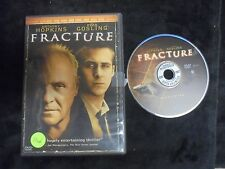 """USED DVD Movies """"Fracture"""" (G)"""