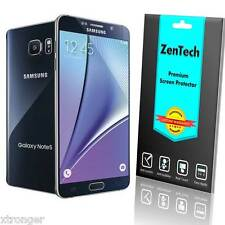 ZenTech Clear FULL BODY Screen Protector Guard Shield - Samsung Galaxy Note 5