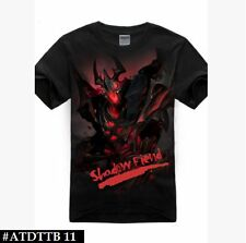 Dota 2 Shadow Fiend Red  Gaming Tshirt L size