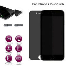 Anti-Spy Privacy Tempered Glass Screen Protector Film Für iphone 7 plus 5.5''