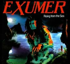 EXUMER Rising from The Sea CD + BONUS TRACKS REMASTERED HARD TO FIND