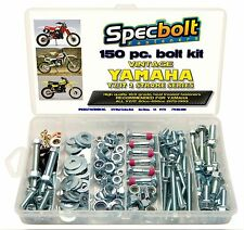 150pc Yamaha Bolt Kit YZ IT 125 175 200 250 360 400 425 465 490 MX DT 100 80 50