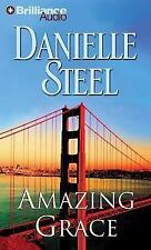 AMAZING GRACE bestselling audio book on CD by DANIELLE STEEL ( FREE SHIPPING!! )
