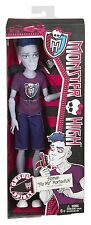 MONSTER HIGH GHOUL SPIRIT SLO MO BOY DOLL