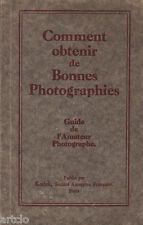 Comment obtenir de bonnes photographies - KODAK