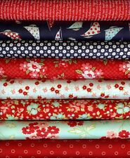 Day Sail Hello Darling By Bonnie and Camille For Moda 8 Fat Quarters 100% Cotton