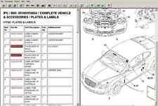 Bentley Continental GT GTC Complete Workshop manual 2004-2011 diagnostic service