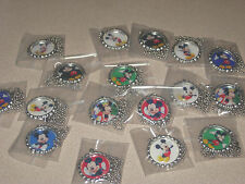 lot of 20 mickey mouse assorted  necklaces necklace loot bag party favors