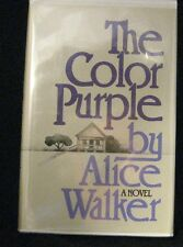 The Color Purple by Alice Walker, First Edition