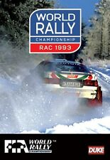 World Rally Championship - RAC 1993 Review (New DVD) FIA WRC McRae Schwarz