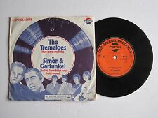 """The Tremeloes - Here comes my baby / Simon Garfunkel - 7"""" 45 rpm vinyl record"""