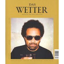 Das Wetter - Ausgabe 10 - Herbst 2016 - Taktloss Cover De