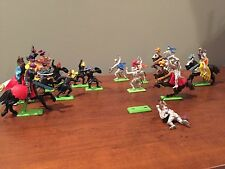 Vintage Britains Toy Knights - Toy Soldiers and Toy Horsemen