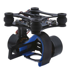 Black DJI Phantom Brushless Gimbal Camera Mount w/ Motor & Controller for Gopro