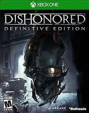 Dishonored Definitive Edition Download Code (Xbox One)