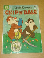 CHIP N DALE #4 G (2.0) DELL COMICS WALT DISNEY FEBRUARY 1956