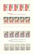 2 Blocs Feuillets MONACO N°19 + N°20 de 1980/1981