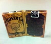 Bicycle Colonial Unrest Limited Edition Playing Cards Deck