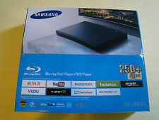Samsung BD-J5100 Smart  Blu-Ray Disc Player DVD Built-In 250 Apps - Brand New