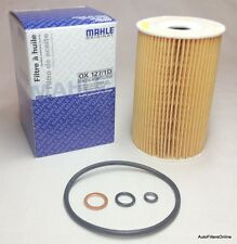 BMW OEM Mahle Oil Filter Kit E36 318i 318is 318ti M44 Z3 1.9 Roadster NEW