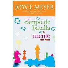 El Campo de Batalla de la Mente para Ninos by Joyce Meyer (2006, Paperback)
