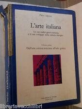 ARTE ITALIANA Le sue radici greco romane e il suo sviluppo nella cultura Adorno