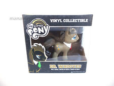 My Little Pony Dr. Whooves Vinyl Figure MLP x Doctor Who Crossover MIB FunKo
