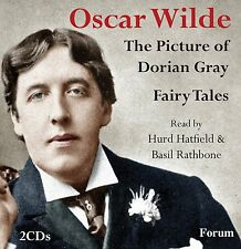 The Picture of Dorian Gray + Fairytales Oscar Wilde 2 CD Audio book new & sealed