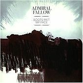 Admiral Fallow - Boots Met My Face - NEW CD