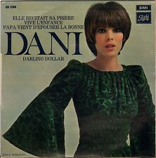 "DANI ""DARLING DOLLAR"" 60'S EP  PATHE 1106"