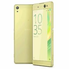 "New Imported Sony Xperia XA Ultra Duos Dual SIM 4G LTE 16GB 3GB 6"" Lime Gold"