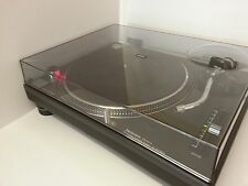 Technics 1210 Mk2 EX DISPLAY New condition