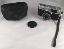 Olympus Trip 35, Film Camera, Black Covers/Skin, 4562411 Vintage