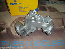 A01 BOMBA ACEITE RENAULT 18 21 FUEGO MOTOR DIESEL GASOLINA, OIL PUMP HUILE POMPE