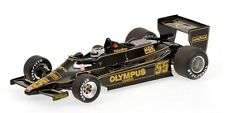 MINICHAMPS 100 780055 LOTUS FORD 79 F1 model car J P Jarier Canada GP 1978 1:18