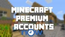 Minecraft Premium Account - PC/MAC - Fast Delivery