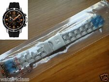Original Tissot 23mm Seastar 1000 T066427A s/steel band.bracelet.strap T066.427