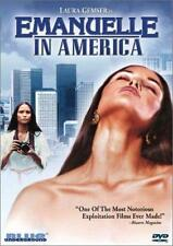 EMANUELLE IN AMERICA [FULLY UNCUT] Laura Gemser*Joe D'Amato  Region 0 DVD *NEW*